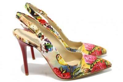 Актуални дамски обувки