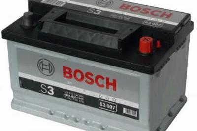 акумулатор Bosch
