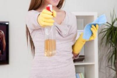 работа в чужбина по почистване