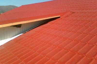 свойства на металните покриви