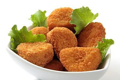 Пилешки хапки – вкусните, вредни и нездравословни храни