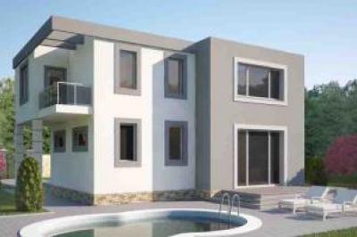 проект на къща Пловдив Дизайн
