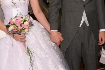 сватбената декорация