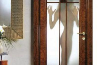 Интериорни врати от стъкло