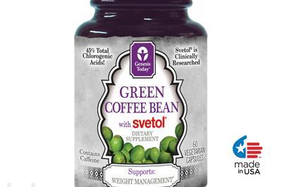 Екстракт от зелени зърна кафе