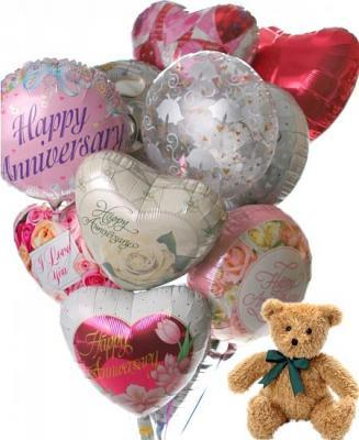Балони за Годишнина