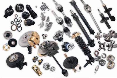 Автомобилни части