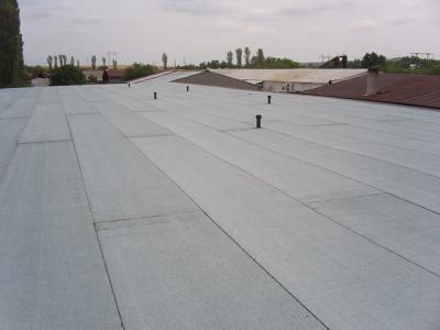 Плоски покриви