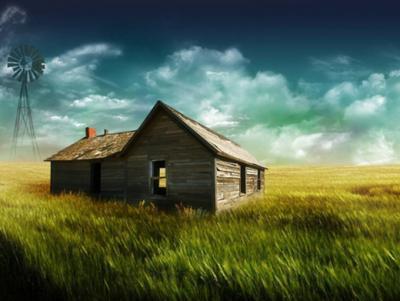 селската къща